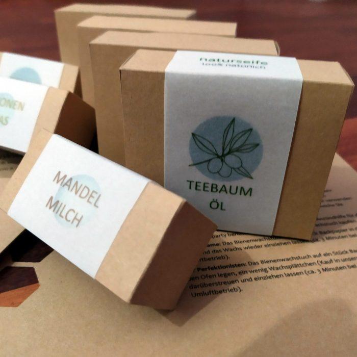 verpackng box